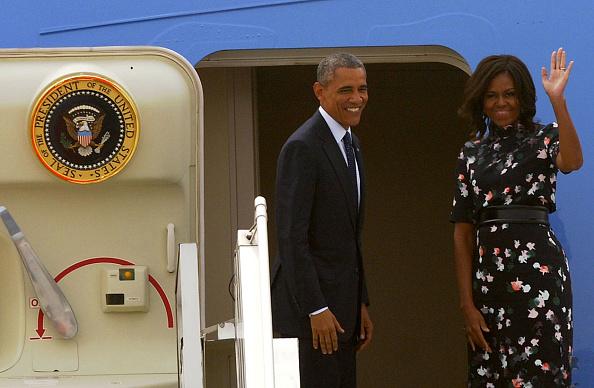 Obama's India visit