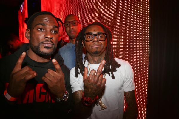 Lil Wayne's All Star Kick Off Party - NBA All-Star Weekend 2014