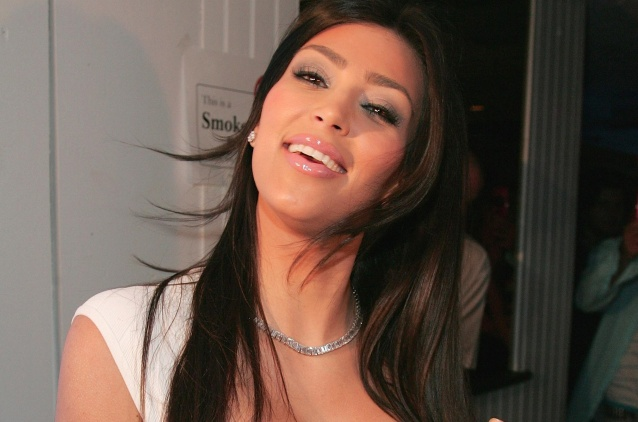 2008 White Party at Whitehouse Hosted by Kim Kardashian