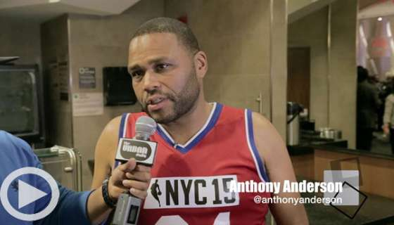We're Kind Of Shocked At Who Anthony Anderson Thinks Is Perfect For Tracee Ellis Ross