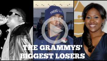 Artists who have never won a Grammy