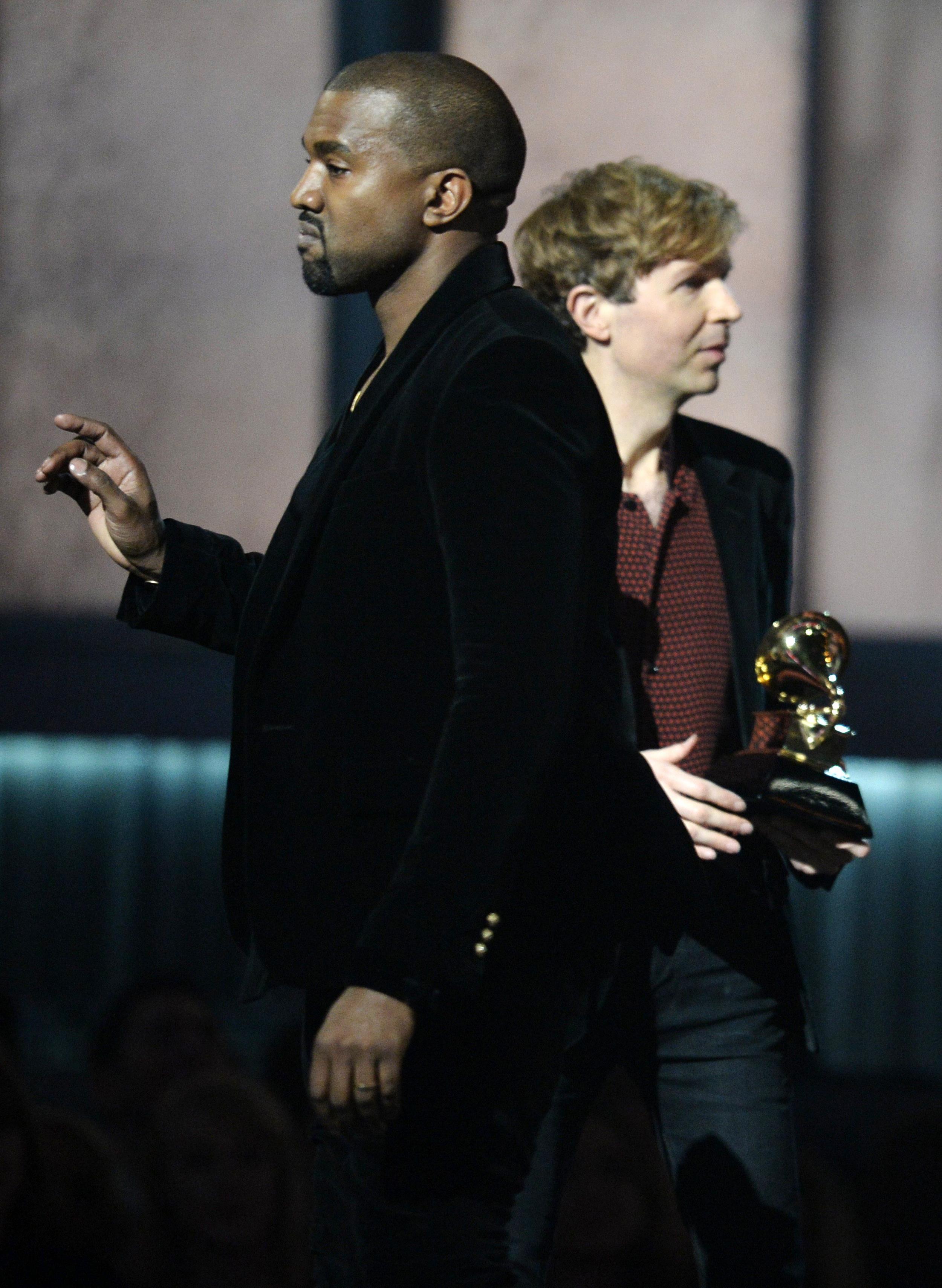 Kanye West & Beck