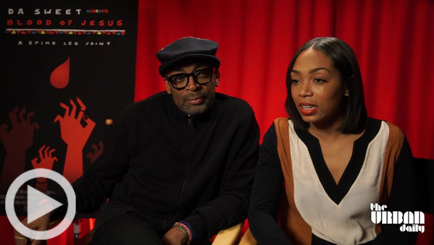 Spike Lee and Zaraah Abrahams video interview