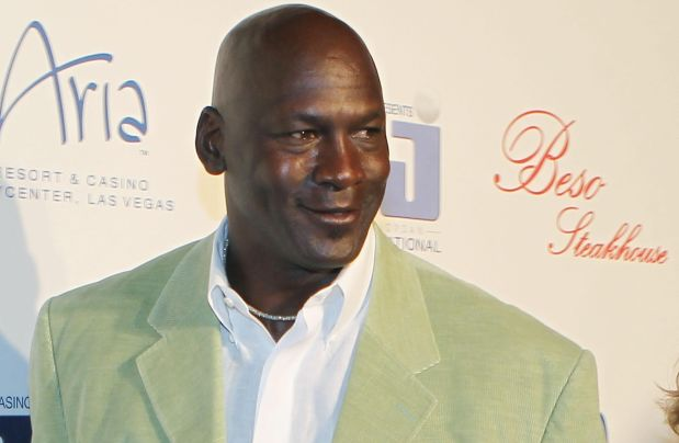 10th Annual Michael Jordan Celebrity Invitational Celebrity Dinner In BESO At Crystals At CityCenter In Las Vegas