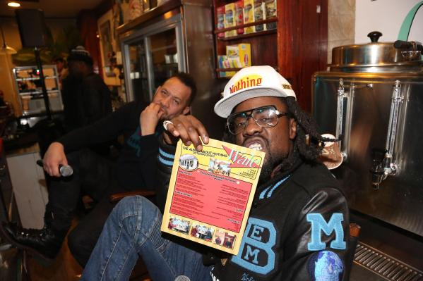 Wale's 'The Album About Nothing' Release Party