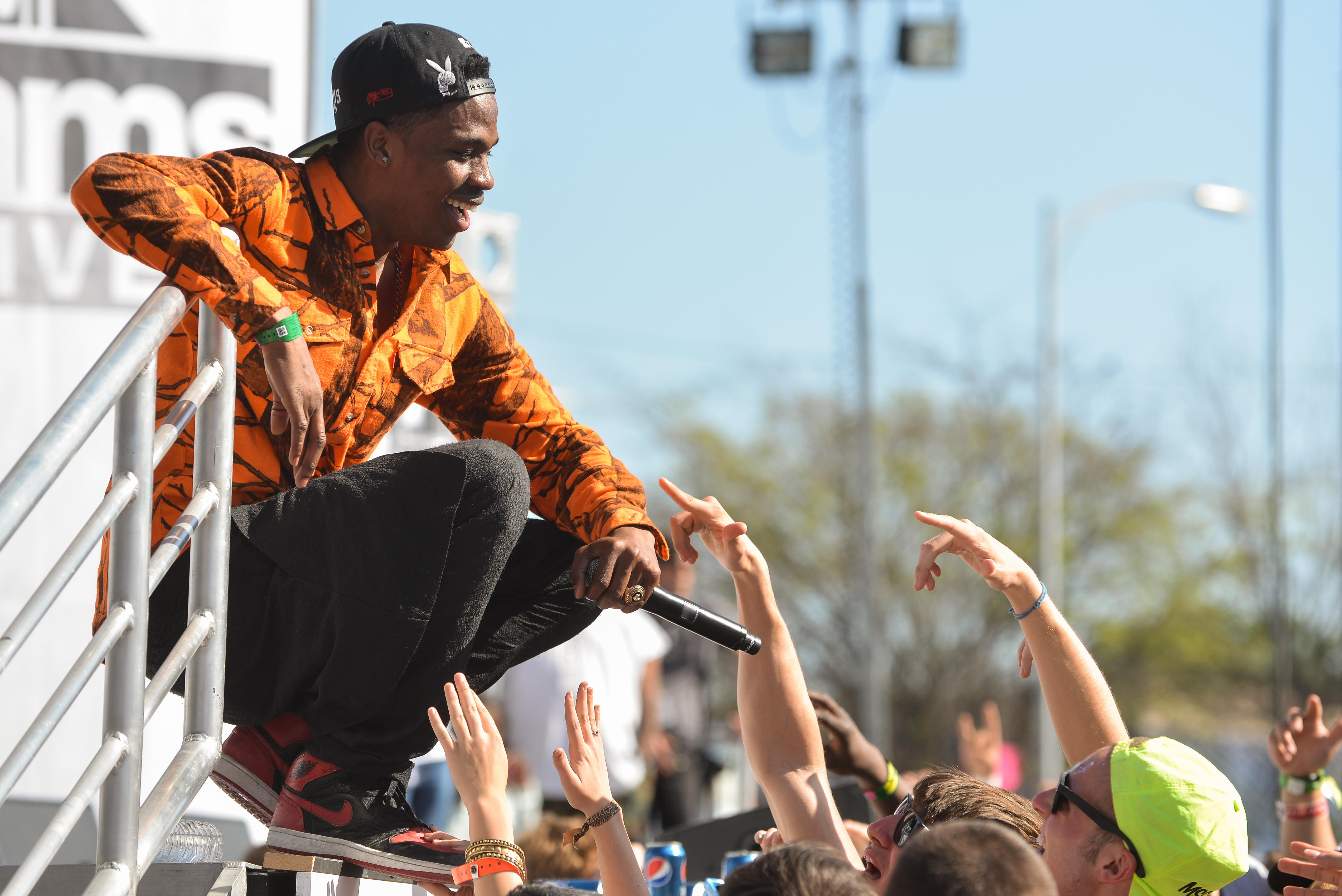 f8c08c506bc4 Travi$ Scott's Announces 'Rodeo' Release Date | 97.9 The Beat