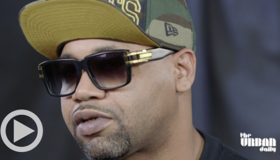 "Juvenile On The Cash Money Beef: ""Brothers Fight"""