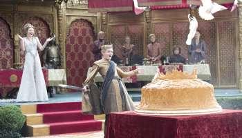 Natalie Dormer Jack Gleeson - Margaery Tyrell and Joffrey Baratheon