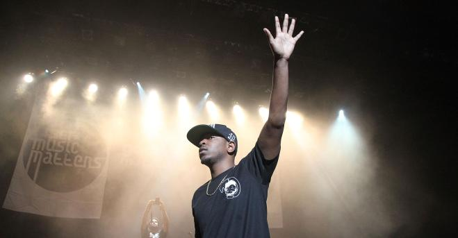 Kendrick Lamar Performs At Fillmore Miami Beach