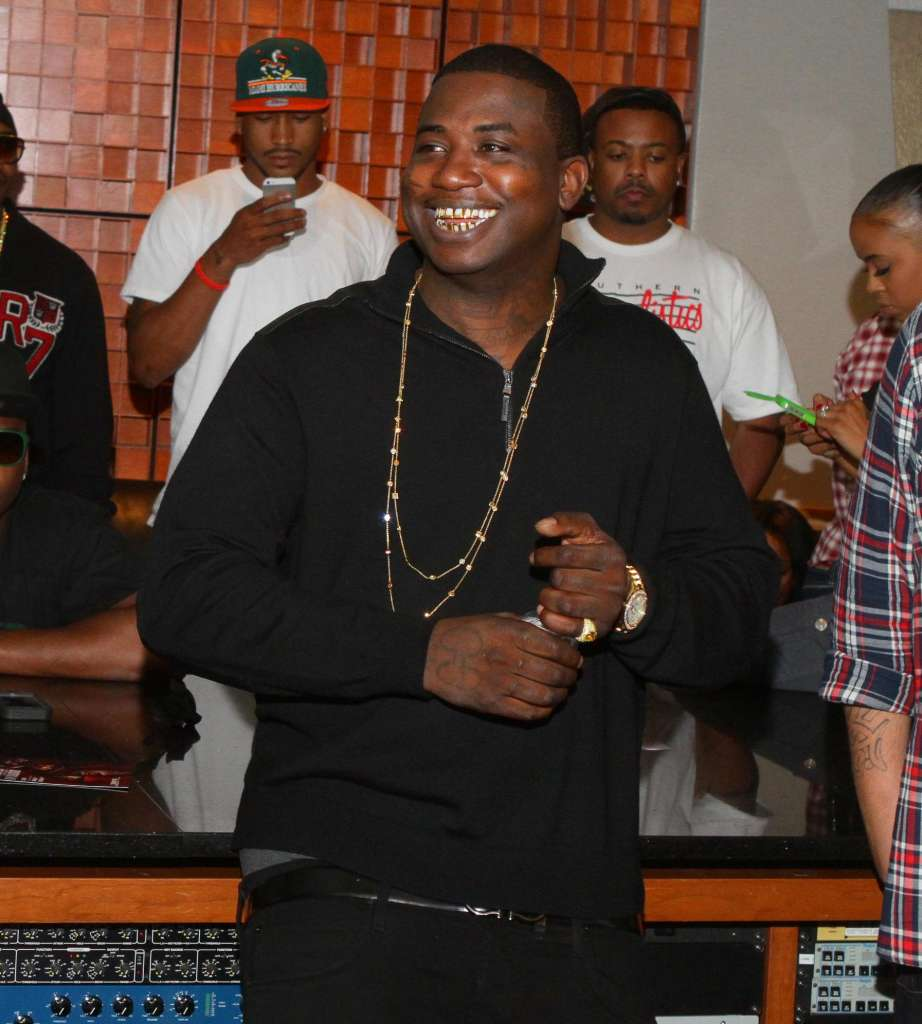 Gucci Mane Mixtape Listening Party