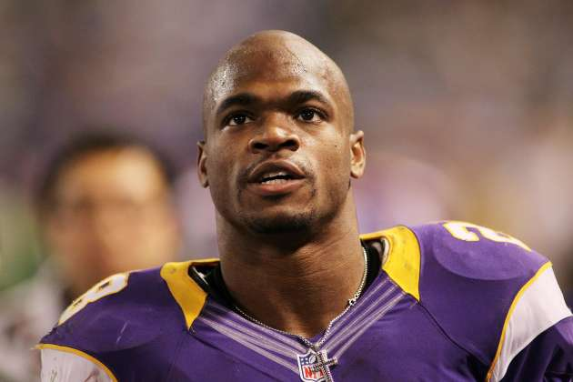 Adrian Peterson is looking to leave the Minnesota Vikings, but the Vikes do not want to release AP.