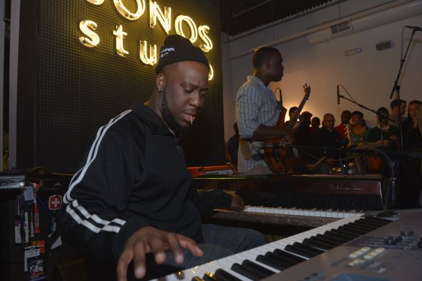 Play - A Visual Music Experience Launches At Sonos Studio