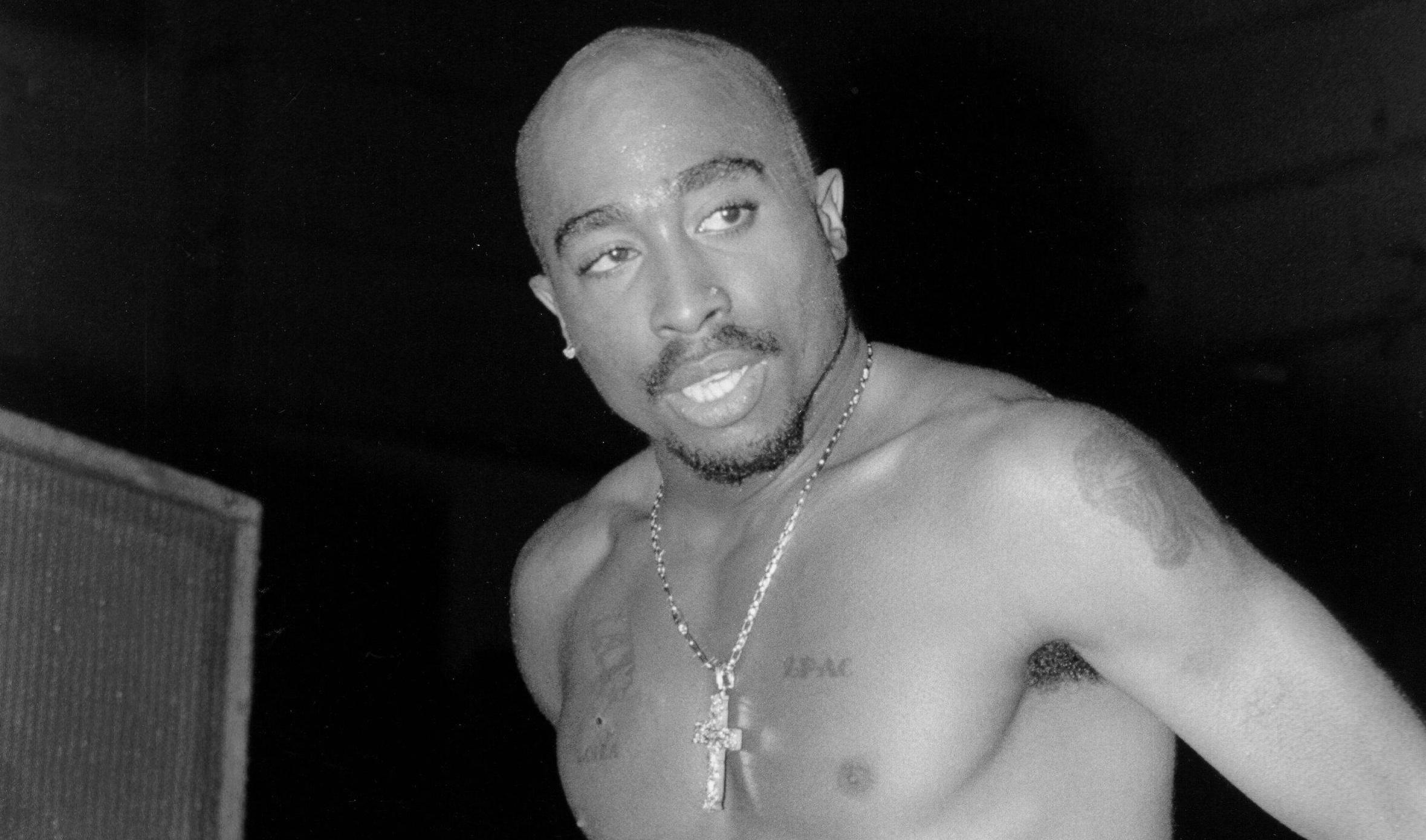 Tupac Shakur In Chicago
