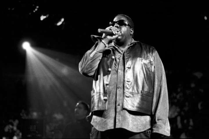 "The Notorious B.I.G. – ""Who Shot Ya"""