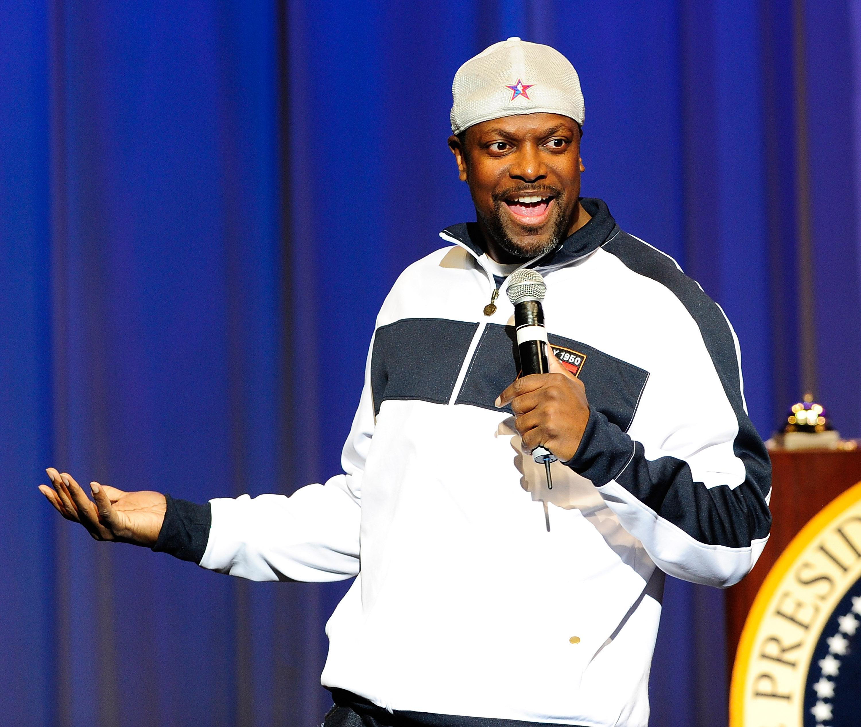 Comedian George Wallace And Special Guest Chris Tucker Live At The Flamingo
