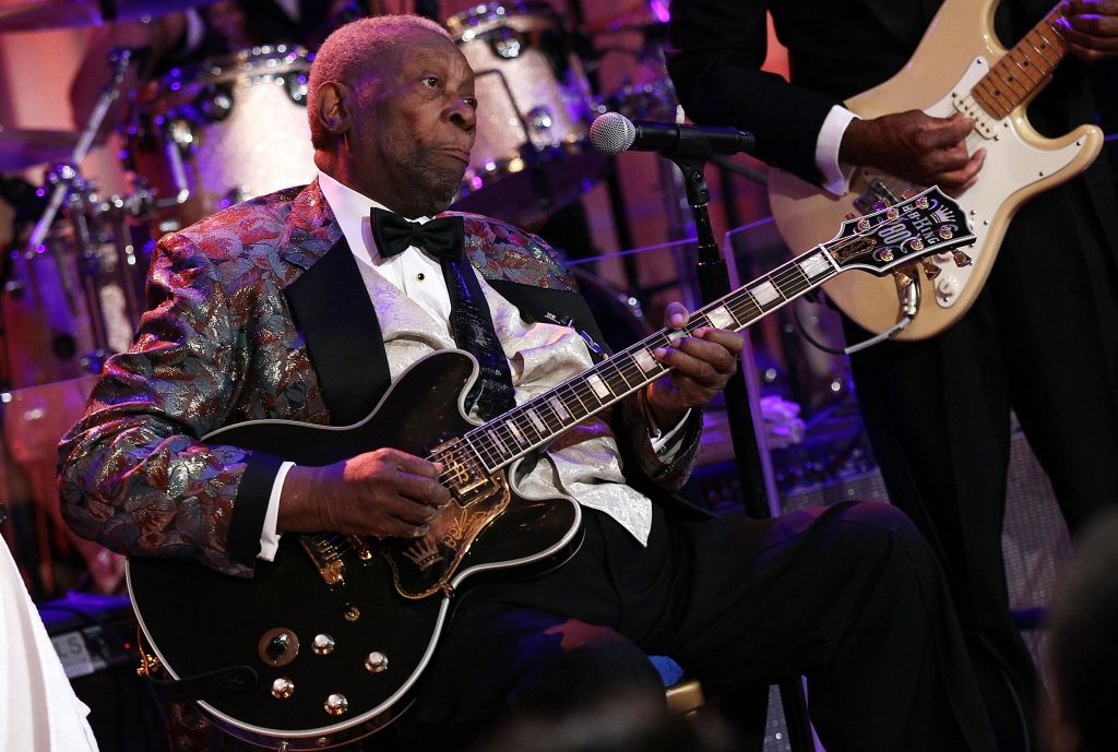 President And Mrs. Obama Host Music Legends For Celebration Of Blues Music