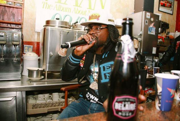 """Wale """"The Album About Nothing"""" Listening Session"""