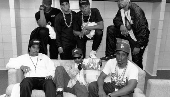 N.W.A., Janet Jackson, & Chaka Khan Earn Rock And Roll Hall Of Fame Nominations