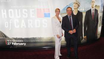 'House Of Cards' Season 3 - World Premiere - VIP Arrivals