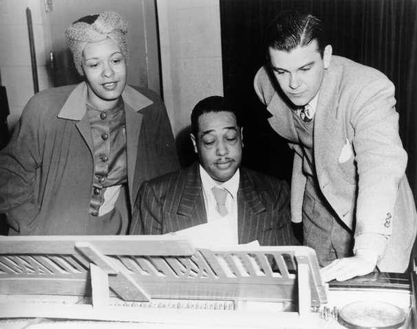 Billie Holiday 100th birthday