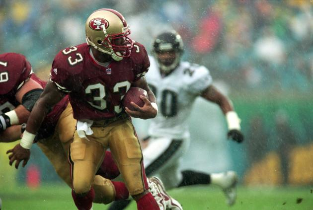 Lawrence Phillips #33...