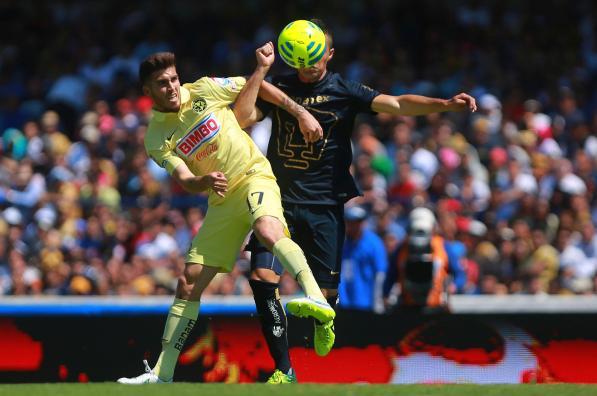 Pumas UNAM v America - Clausura 2015 Liga MX