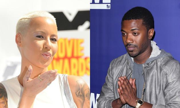 Amber Rose/Ray J