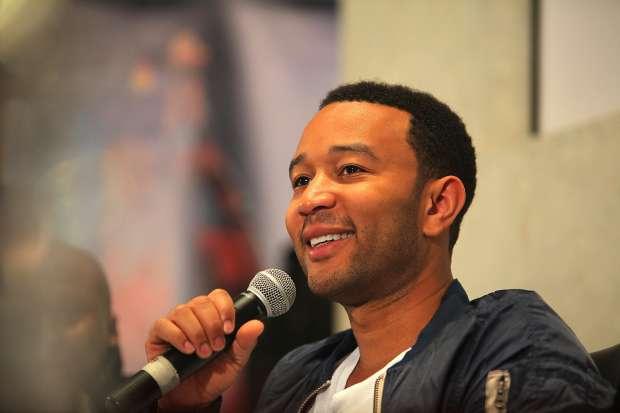 John Legend in South Africa
