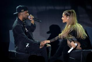 Ariana Grande Performs On The Honda Stage At The iHeartRadio Theater In Los Angeles