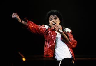 Michael Jackson - File Photos By Kevin Mazur