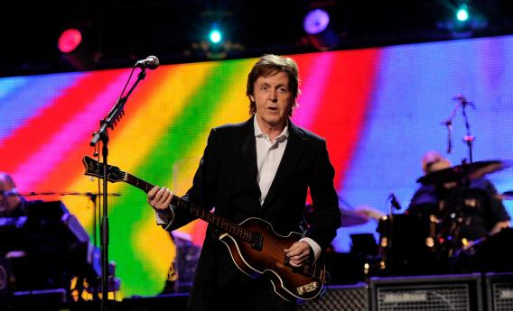 2012 MusiCares Person Of The Year Tribute To Paul McCartney - Concert