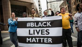 Protestors march for Freddie Gray Baltimore
