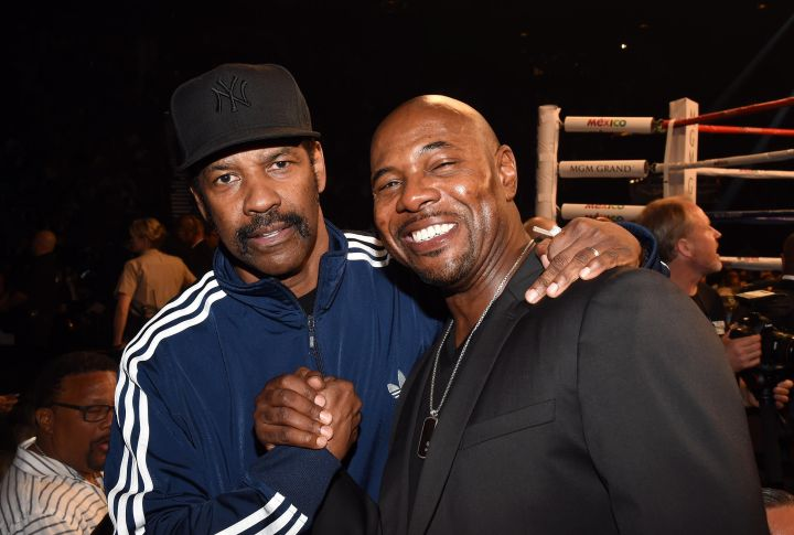 Denzel Washington Director Antoine Fuqua