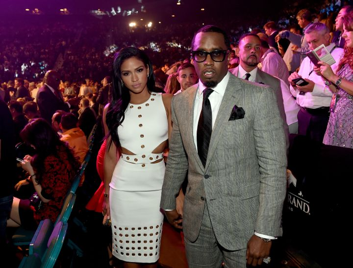 Cassie Ventura and Sean 'Diddy' Combs