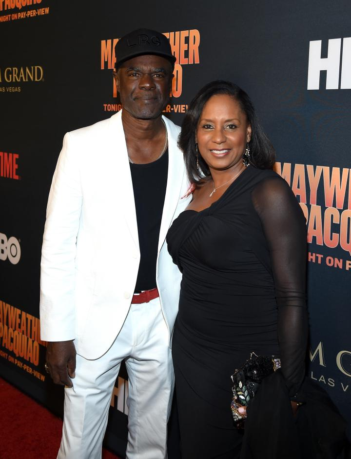 Actor Glynn Turman and Jo-Ann Allen