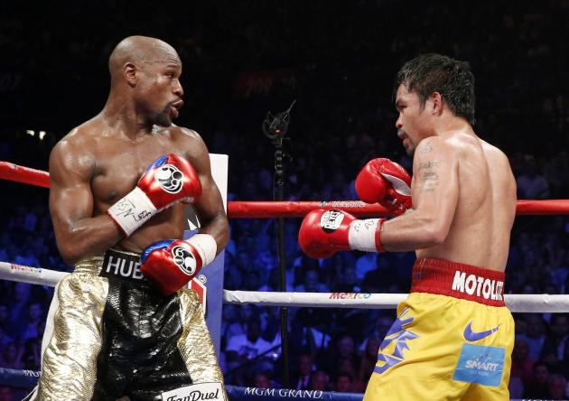 Floyd Mayweather and Manny Pacquiao better do a better job in their potential rematch than the first fight.