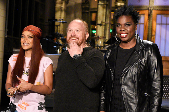 Louis C.K., Rihanna on SNL
