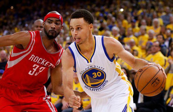 Houston Rockets v Golden State Warriors - Game One