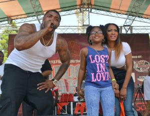 Hot 107.9 Birthday Bash Block Party