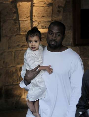 North West gets baptized in Jerusalem