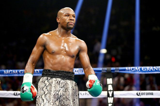 The Best Ever Mayweather