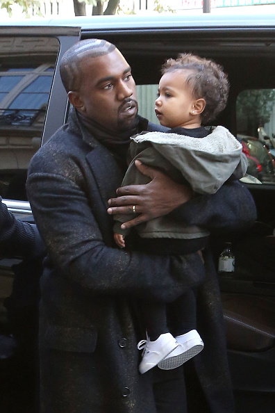 North and Kanye West