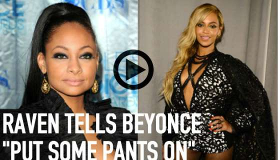 #NoFilter Sounds Off About Raven-Symone's Comments Directed At Beyonce