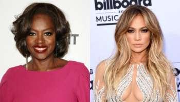Viola Davis and Jennifer Lopez