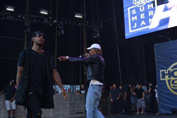 Wiz Khalifa and Ty Dolla $ign