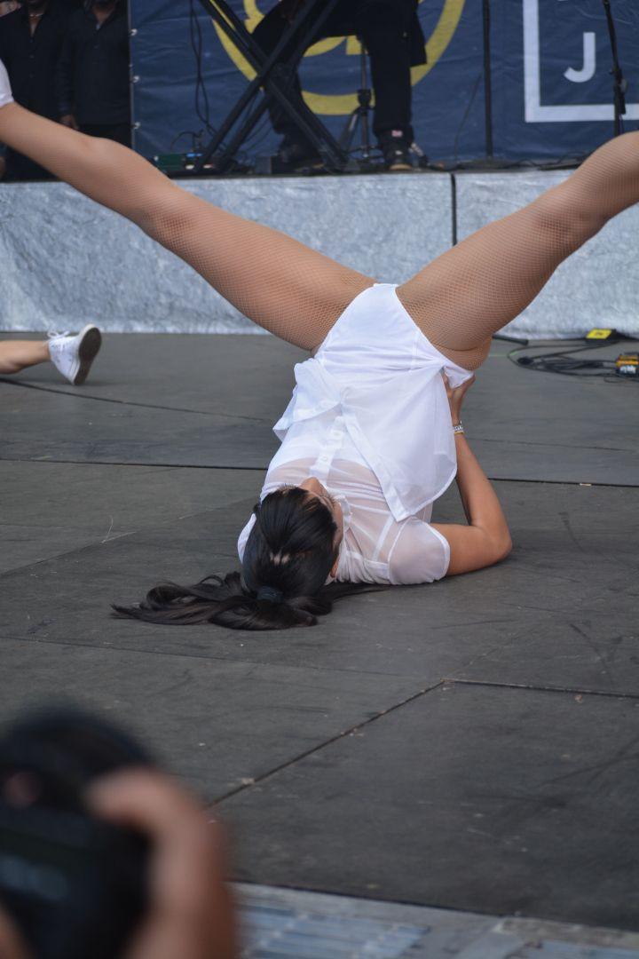 Trey Songz's Dancers
