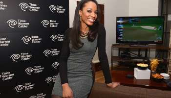 Cari Champion, Host Of ESPN 2's First Take