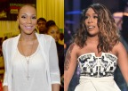 Tamar & K. Michelle End Beef At BET Awards