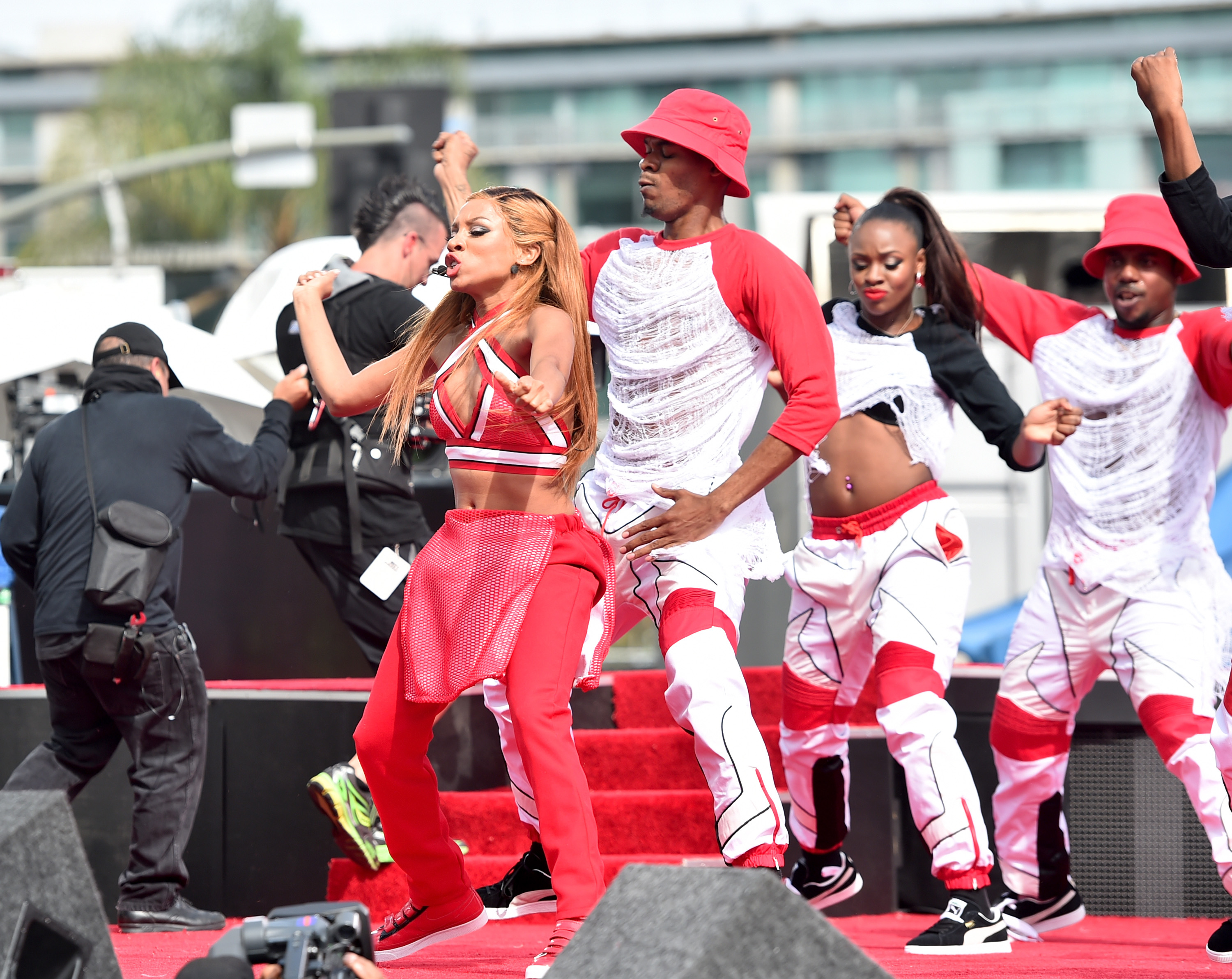 2015 BET Awards - BET Awards Pre-Show