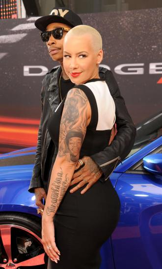 'Fast & The Furious 6' - Los Angeles Premiere - Arrivals